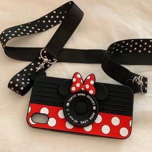Mini mouse iphone XR case